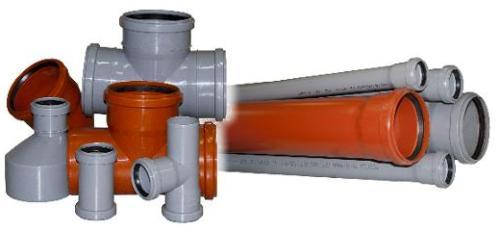 замена канализационных труб видео