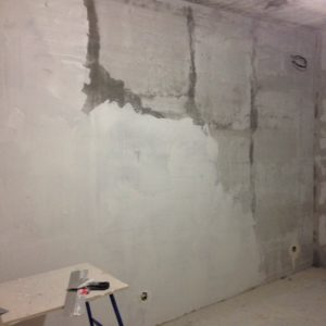 шпаклюем стены самостоятельно