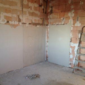 штукатурка стен цементным раствором своими руками