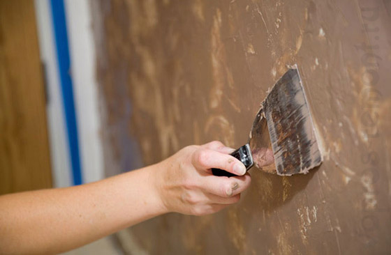 шпаклевка стен под покраску своими руками видео